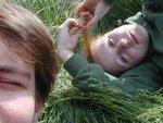 Tag 03 - 09 im Gras