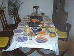02 Tisch gedeckt