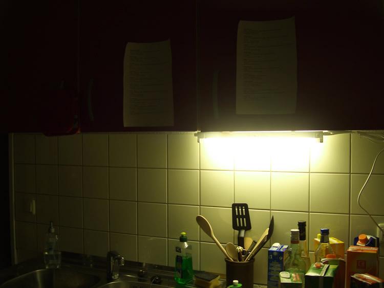 04 stimmungsvolle Beleuchtung in der Küche