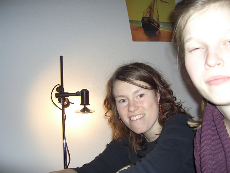 06 Sarah und Charlotte