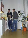 10 Die Küche mit Matthias und Christoph