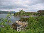 Kyleakin - Blick zur Burg