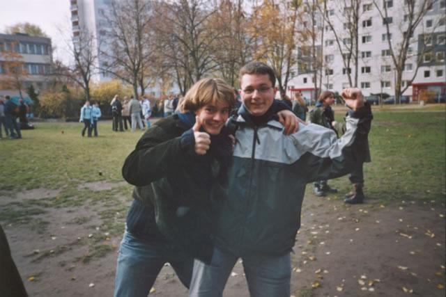 Tschakkaaa - O & Norbert