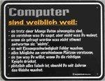 Computer sind weiblich