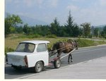 Trabant-Kutsche